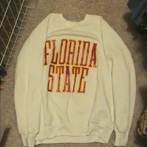 Florida state vintage sweatshirt